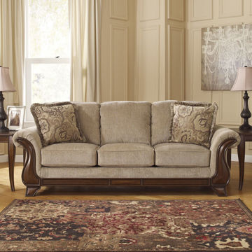 Picture of Thoroughbred Queen Sleeper Sofa