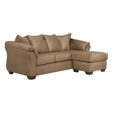 Picture of Austin Mocha Sofa Chaise