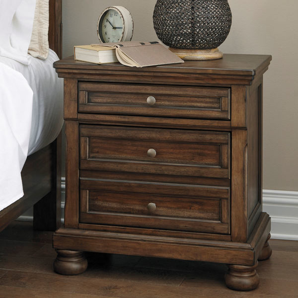 Picture of Kenley 2 Drawer Nightstand