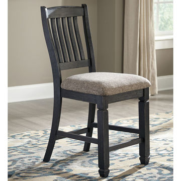 "Picture of Antiquity Gray 24"" Bar Stool"