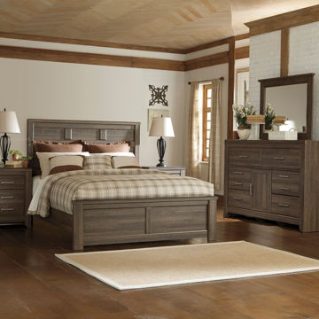 Picture of Adams 3 Piece Bedroom Set