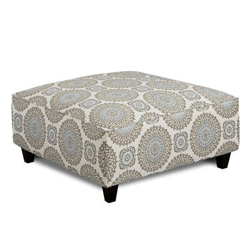 Picture of Charleston Cocktail Ottoman