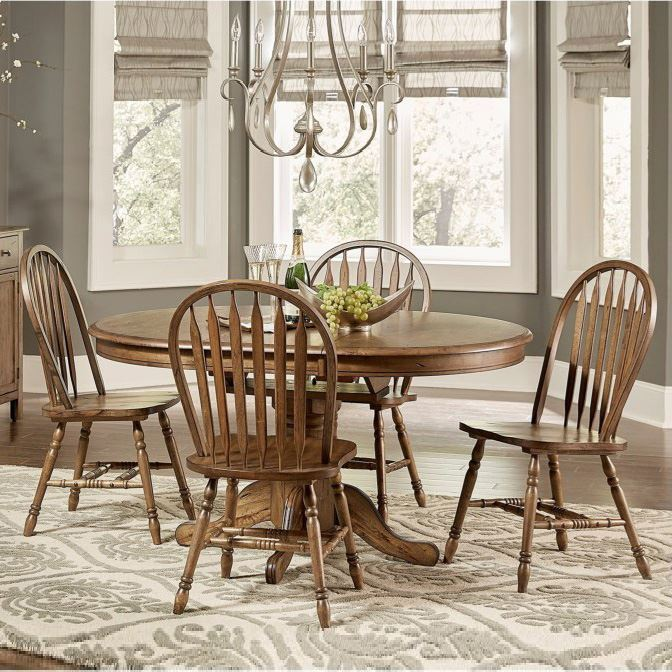 Enjoyable Southern Charm 5 Piece Dining Set Download Free Architecture Designs Scobabritishbridgeorg