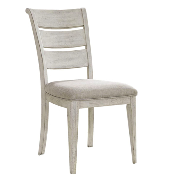 Picture of Roanoak Ladder Back Upholstered Side Chair