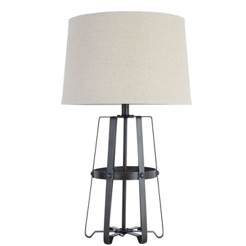 Picture of Samiya Metal Table Lamp
