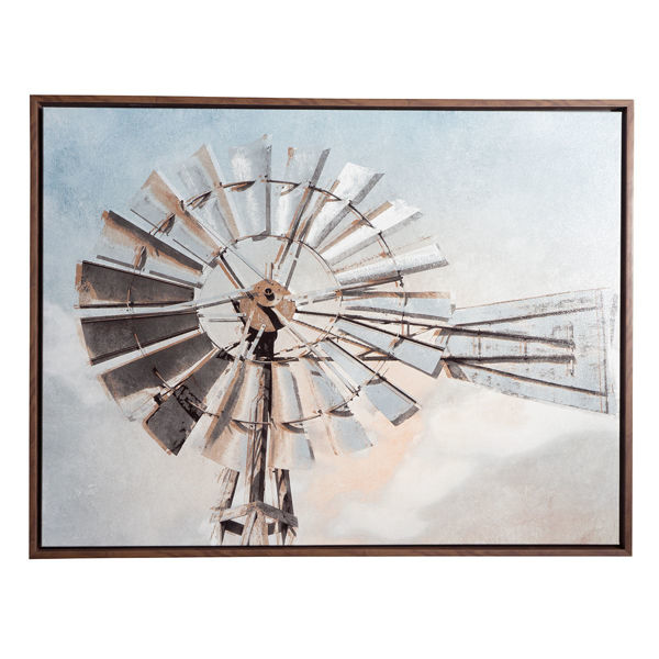 Picture of Elvi Windmill Print