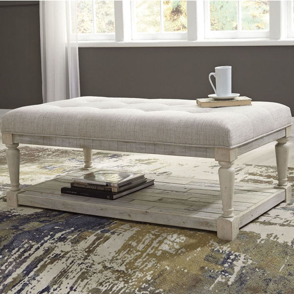 Picture of Windsor Cocktail Ottoman