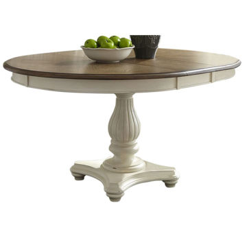 Picture of Dragonfly Pedestal Table