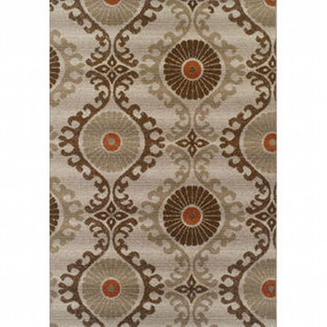Picture of St Croix 2 Mocha Rug