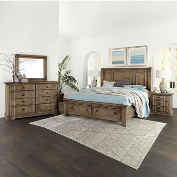 Jasmine Bedroom Collection 682 Vaughn-Bassett The Villages Leesburg