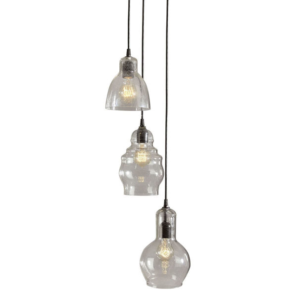 Picture of Adelphina Glass Pendant Light