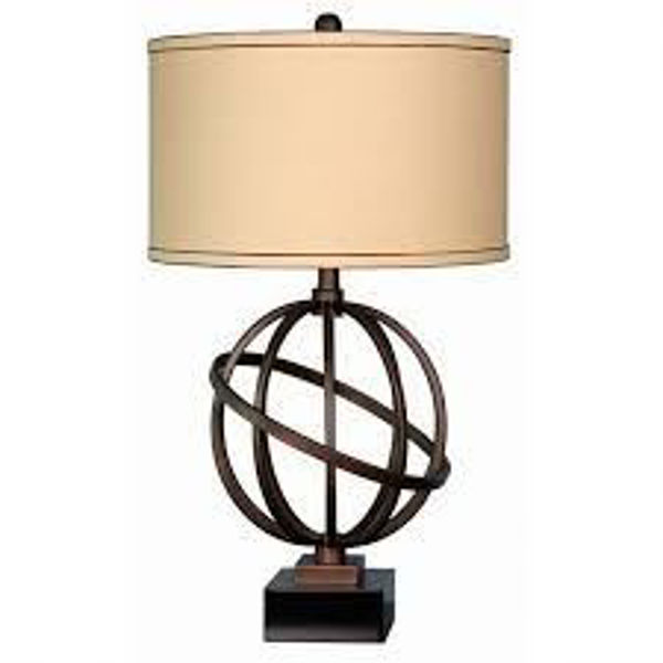 Picture of Shadell Table Lamp Pair