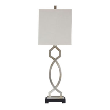 Picture of Taggert Silver Buffet Lamp