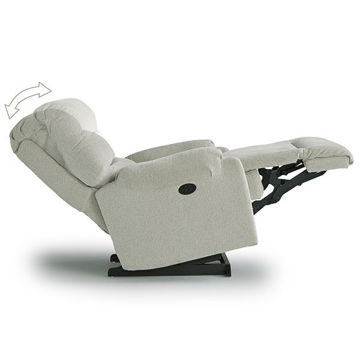 Picture of Sedgefield Wall Recliner with Power Headrest