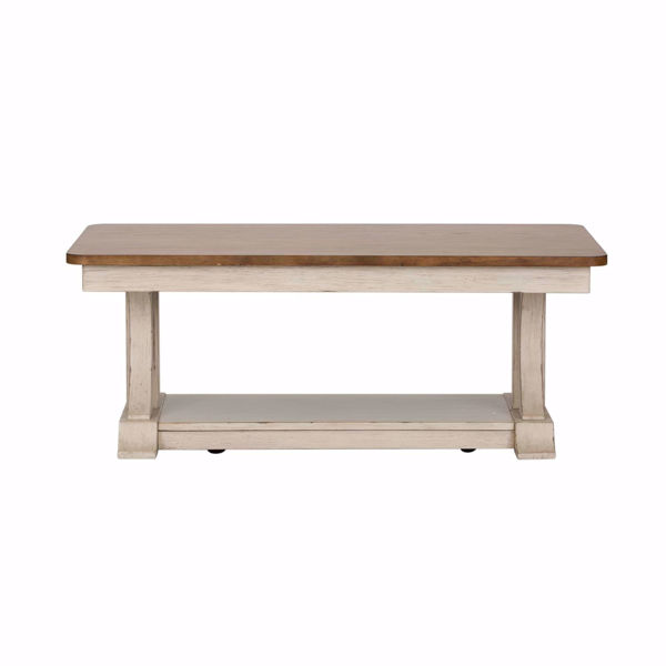 Picture of Roanoak Rectangular Cocktail Table