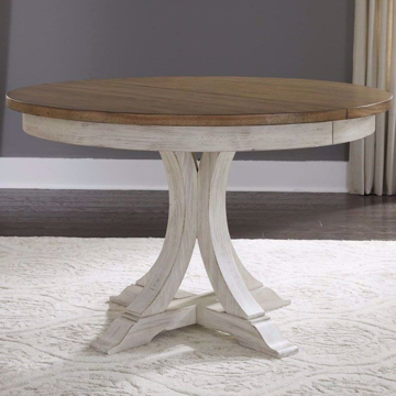 Picture of Roanoak Pedestal Dining Table