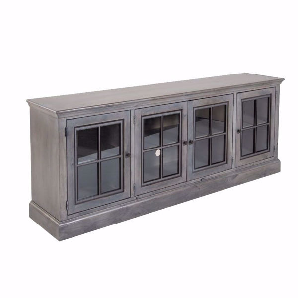 "Picture of Winston 84"" Console In Grey"