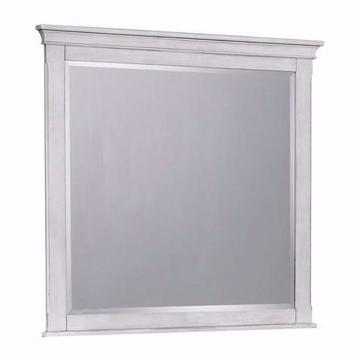 Picture of Nassau Antique White Mirror