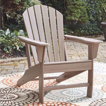 Picture of Driftwood Adirondack Chair