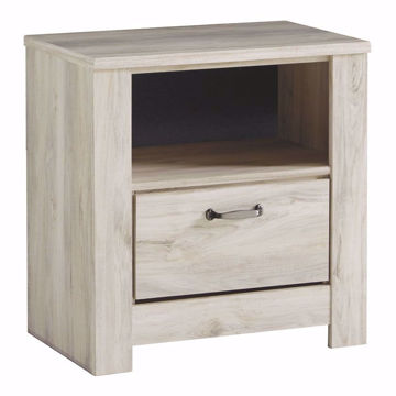 Picture of Houston 1 Drawer Nightstand