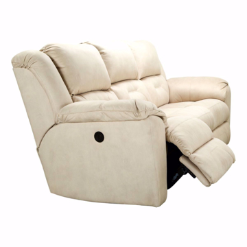 Picture of Graham Khaki Power Headrest Sofa