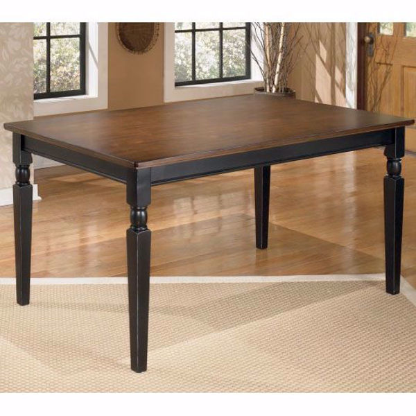 Picture of Emily Rectangular Dining Room Table