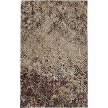Picture of Aero Mocha 5x7 Area Rug
