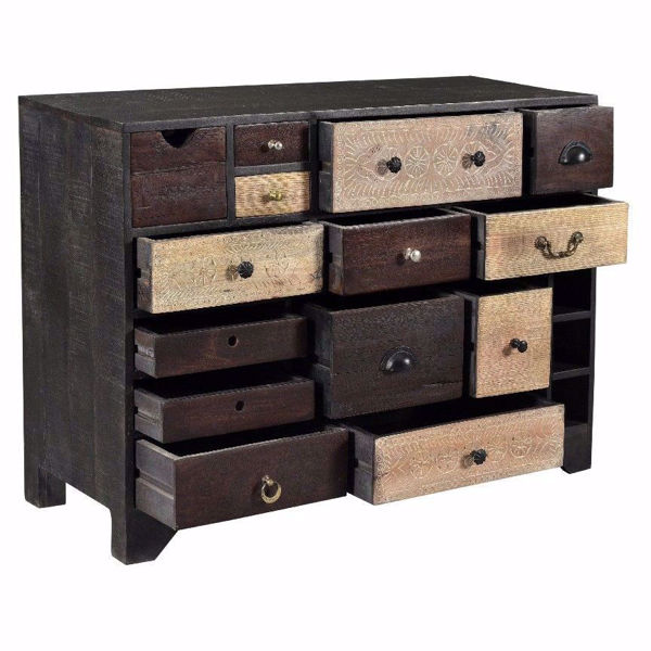 Picture of Fourteen Drawer Wine Server