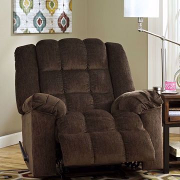 Picture of Priscilla Cocoa Rocker Recliner