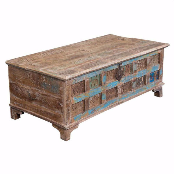 Picture of Print Block Cocktail Trunk