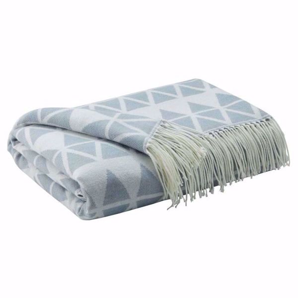 Picture of Noemi Blue Throw