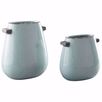Picture of Diah Blue Vase Set