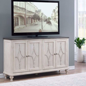 Picture of St. Claire 4 Door Media Credenza