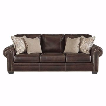 Picture of Griffin Leather Sofa