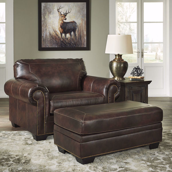 Picture of Griffin Ottoman