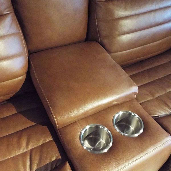 Picture of Marcus Leather Living Room Collection