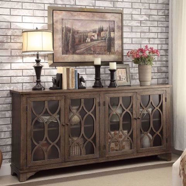 Picture of Cayhill 4 Door Media Credenza