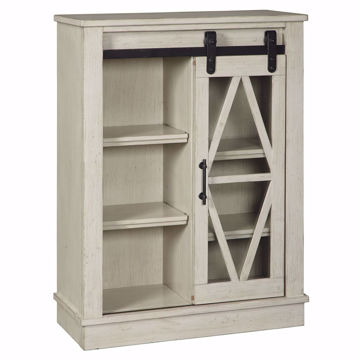 Picture of Bronfield Barn Door Cabinet