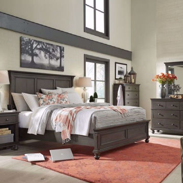 Picture of Oxford Peppercorn Bedroom Collection