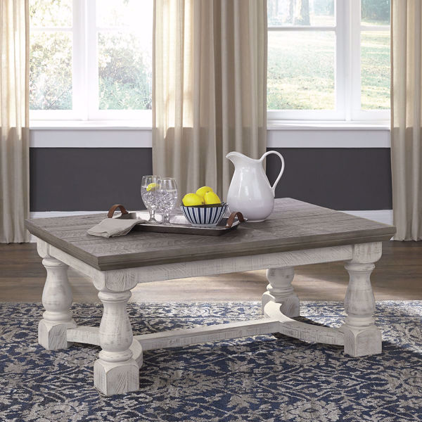 Picture of Dogwood Rectangular Coffee Table