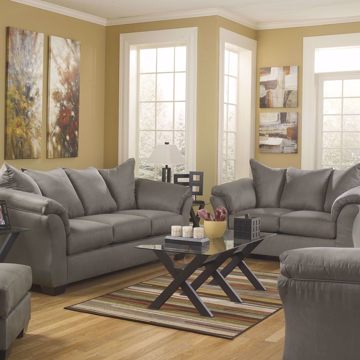 Picture of Austin Cobblestone Living Room Collection