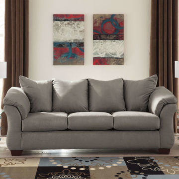 Picture of Austin Cobblestone Sofa