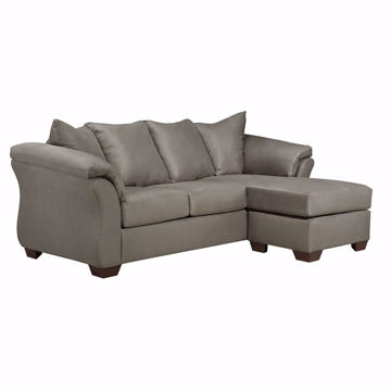 Picture of Austin Cobblestone Sofa Chaise