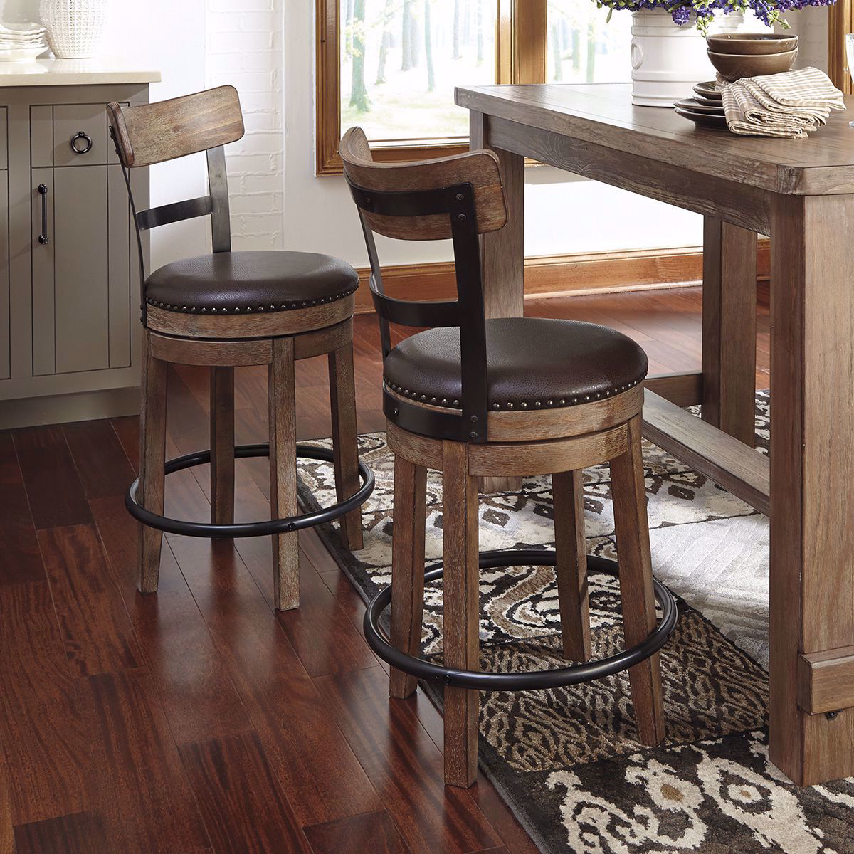 """Picture of Owen 24"""" Bar Stool"""