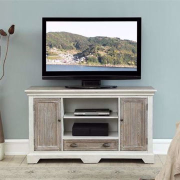 Picture of Two Door One Drawer Media Console