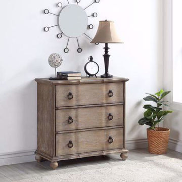 Picture of Three Drawer Chest