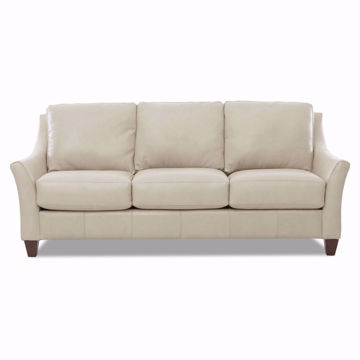 Picture of Ella Leather Living Room Collection
