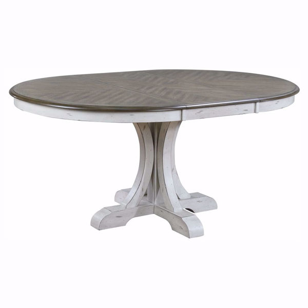 Picture of Highline Pedestal Table