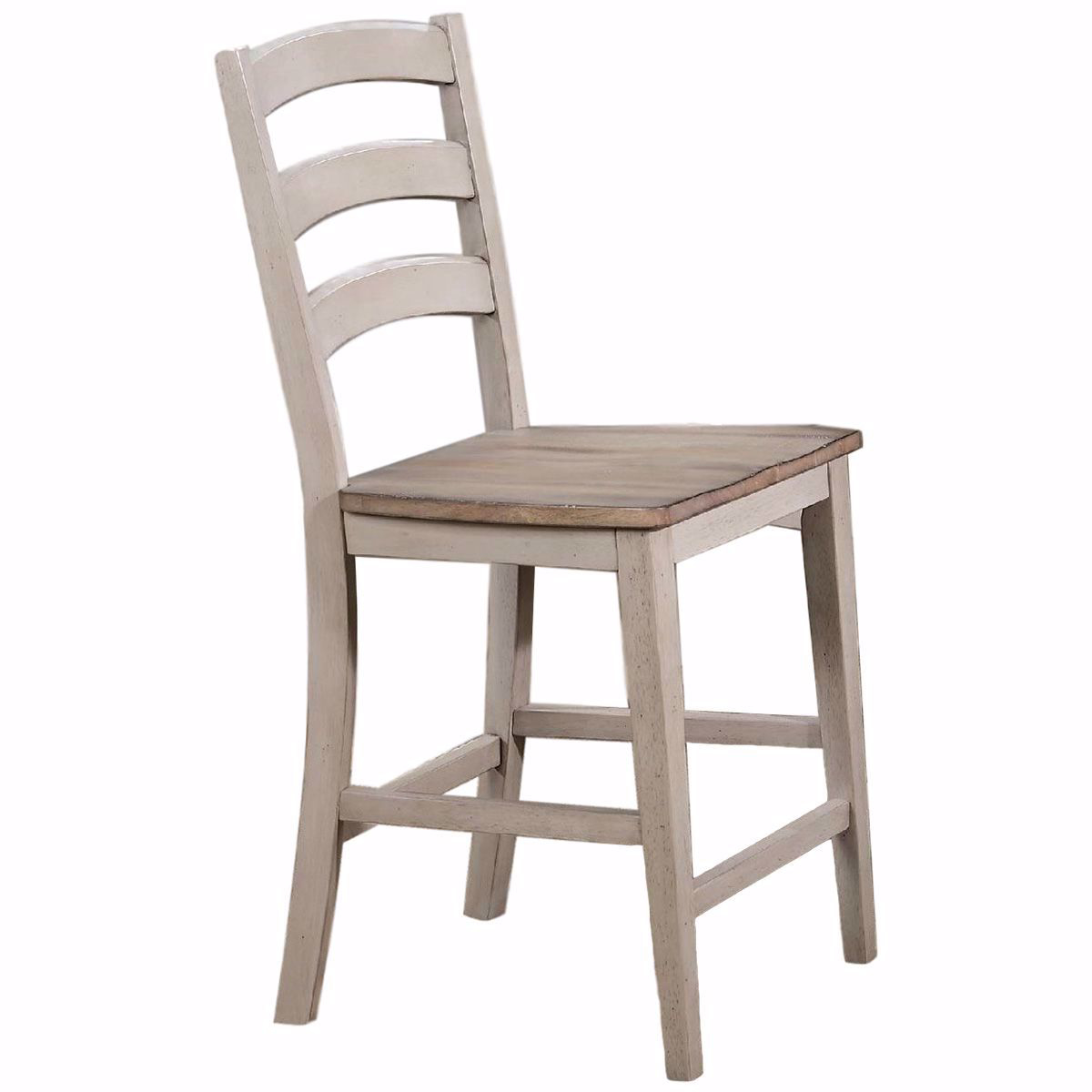 Picture of Ridgeway Arched Ladderback Bar Stool