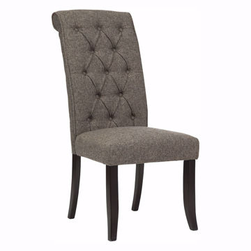 Picture of Emma Gray Upholstered Side Chair